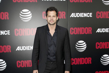 Kristoffer Polaha Premiere Of AT&T Audience Network's 'Condor' - Arrivals