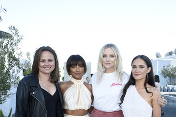 Kristy Dinsmore InStyle's Badass Women Dinner With Foster Grant