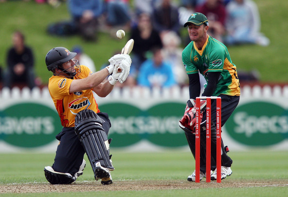 Firebirds v Stags - HRV Cup T20 []