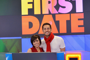 Krysta Rodriguez 'First Date' Stars Ring the NASDAQ Closing Bell