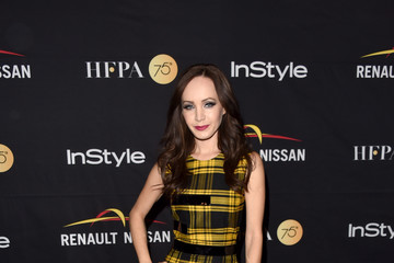 Ksenia Solo HFPA & InStyle Annual Celebration of 2017 Toronto International Film Festival - Arrivals