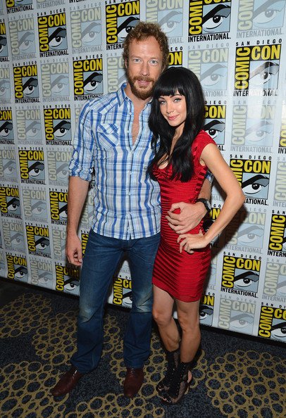 Ksenia Solo And Kris Holden Ried Photos Photos Quot Lost