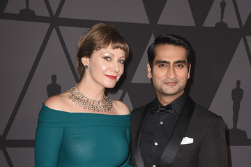 Kumail Nanjiani Academy of Motion Picture Arts and Sciences' 9th Annual Governors Awards - Arrivals