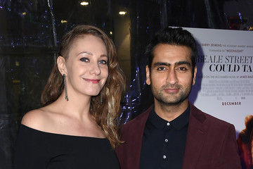 Kumail Nanjiani Los Angeles Special Screening Of 'If Beale Street Could Talk' - Red Carpet
