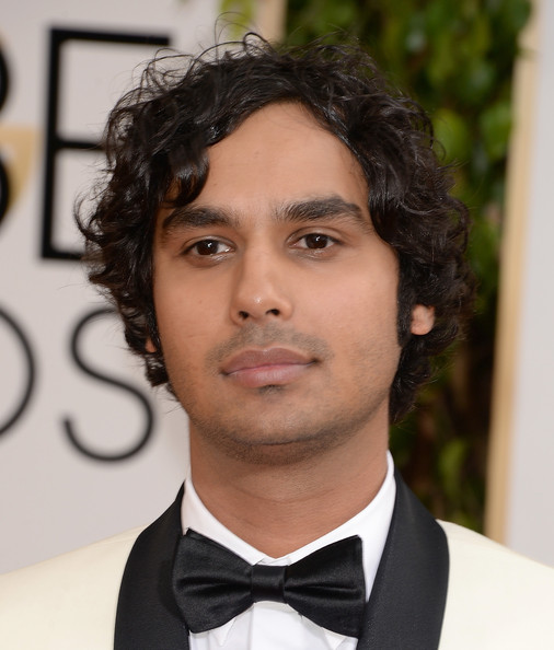 Kunal Nayyar Actor Kunal Nayyar attends the 71st Annual Golden Globe ... Hilary Duff