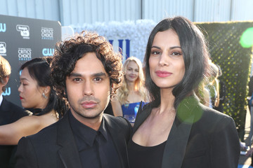 Kunal Nayyar FIJI Water at the 23rd Annual Critics' Choice Awards
