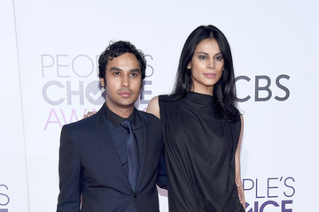 Kunal Nayyar People's Choice Awards 2017 - Arrivals