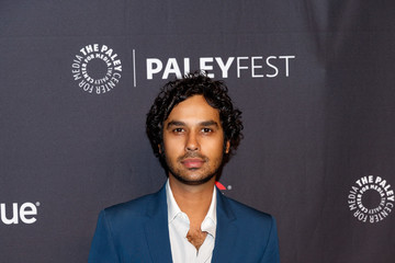 Kunal Nayyar The Paley Center For Media's 35th Annual PaleyFest Los Angeles - 'The Big Bang Theory' And 'Young Sheldon' - Arrivals