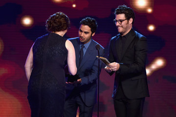 Kunal Nayyar 4th Annual Critics' Choice Television Awards - Show