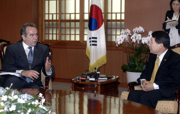 U.S. Assistant Secretary Of State For East Asia Visits South Korea