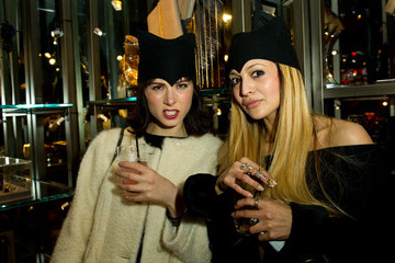 Annie Monroe Kurt Geiger 'Everything But The Dress' Launch Party