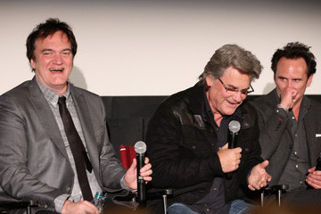 Kurt Russell Walton Goggins Official Academy Screening of 'The Hateful Eight'