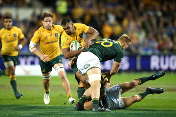 Kurtley Beale Australia v South Africa - The Rugby Championship