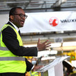 Kwasi Kwarteng Stellantis Announces Investment at Vauxhall Ellesmere Port to Build New Electric Vehicles