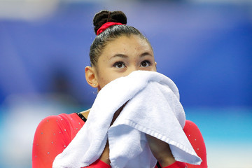 Kyla Ross 2014 World Artistic Gymnastics Championships - Day 6