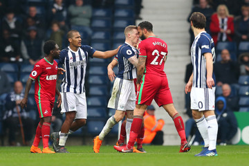 Kyle Bartley West Bromwich Albion v Swansea City - Premier League