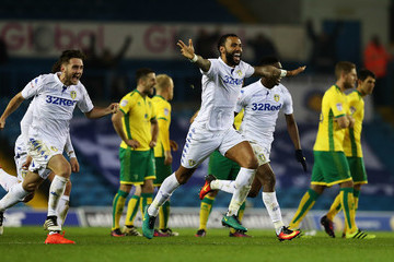 Kyle Bartley Leeds United v Norwich City - EFL Cup Fourth Round