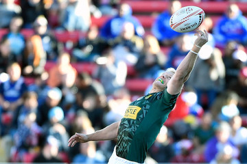 Kyle Brown 2018 USA Sevens Rugby Tournament - Day 3
