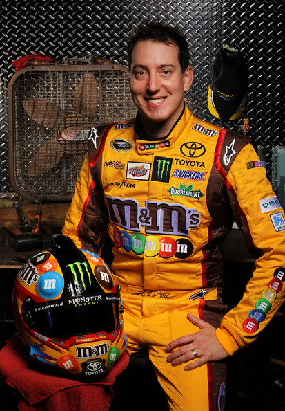 Kyle busch pictures 2012 nascar media day stylized portraits zimbio - Pictures of kyle busch s car ...
