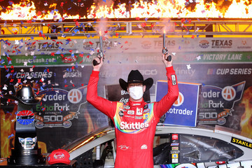 Kyle Busch European Best Pictures Of The Day - October 29