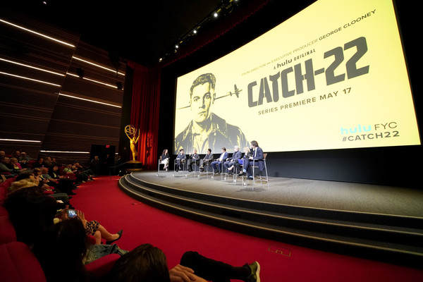 FYC Red Carpet For Hulu's 'Catch-22'