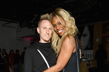 Kyle Draper MAC Cosmetics Aaliyah Launch Party In Hollywood