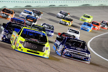 Kyle Larson NASCAR Camping World Truck Series Ford EcoBoost 200