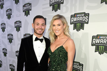 Kyle Larson Monster Energy NASCAR Cup Series Awards Red Carpet