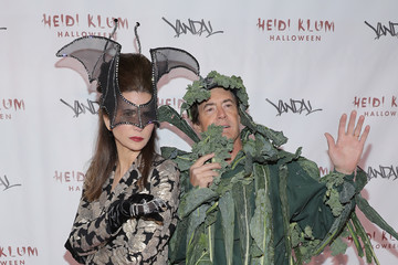 Kyle MacLachlan Heidi Klum's 17th Annual Halloween Party sponsored by SVEDKA Vodka at Vandal New York - Arrivals