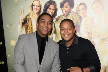 Kyle Massey 'The Single Mom's Club' Premiere — Part 2
