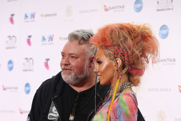 Kyle Sandilands 30th Annual ARIA Awards 2016 - Arrivals