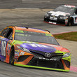 Kyle Weatherman Monster Energy NASCAR Cup Series First Data 500