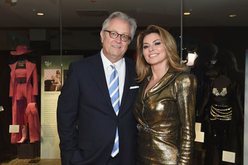Kyle Young Shania Twain Exhibit Opening - Country Music Hall of Fame and Museum