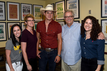 Kyle Young Country Music Hall of Fame and Museum Hosts Jon Pardi for Songwriter Session at Music Fest at the Hall