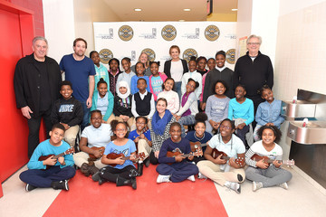 Kyle Young Country Music Hall of Fame and Museum Presents Words & Music Program at P.S. Baychester Academy With Carly Pearce