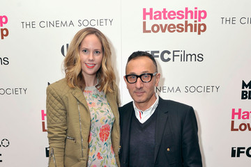 """Kylie Case The Cinema Society And Montblanc Host A Screening Of IFC Films' """"Hateship Loveship""""- Arrivals"""