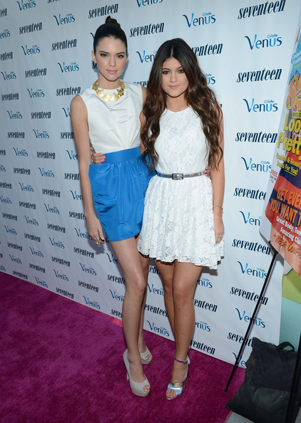Seven Celebrates Kendall Jenner And Kylie