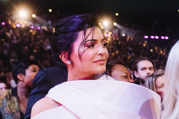 Kylie Jenner 61st Annual Grammy Awards - Inside
