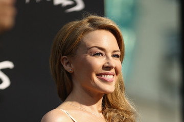 "Kylie Minogue Premiere Of Paramount Pictures' ""Hercules"" - Red Carpet"