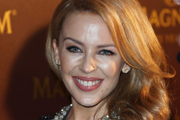 Kylie Minogue Magnum 25th Anniversary Party at Cannes