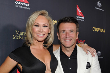 Kym Johnson G'Day USA 2016 Black Tie Gala - Red Carpet