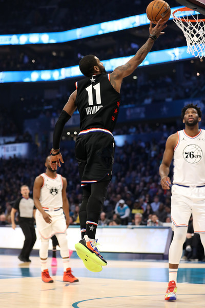 timeless design d87d9 534a8 Kyrie Irving Photos - 2019 NBA All-Star Game - 24 of 2397 ...
