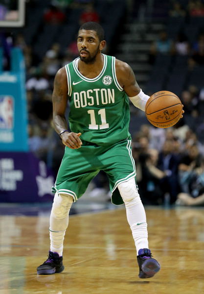 468b21e45cfd Kyrie Irving Photos - Boston Celtics v Charlotte Hornets - 553 of ...