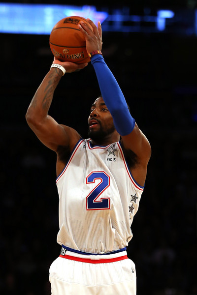 quality design f9593 b3585 Kyrie Irving Photos - NBA All-Star Game 2015 - 1826 of 2397 ...