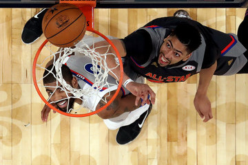 Kyrie Irving NBA All-Star Game 2017