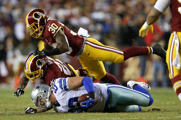 Dallas Cowboys v Washington Redskins