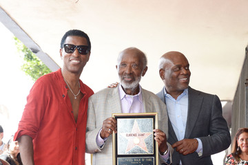 L.A. Reid Clarence Avant Is Honored With a Star on the Hollywood Walk of Fame
