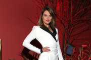 """Marie von den Benken at the L'Oreal Paris Bar """"Room No. 311"""" during the 70th Berlinale International Film Festival Berlin at Alte Muenze on February 21, 2020 in Berlin, Germany."""