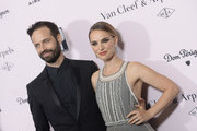 Natalie Portman and Benjamin Millepied Photos Photo