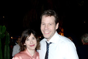 Carrie Brownstein and Ike Barinholtz attend LA Film Festival World Premiere Gala Screening Of THE OATH on September 25, 2018 in Los Angeles, California.